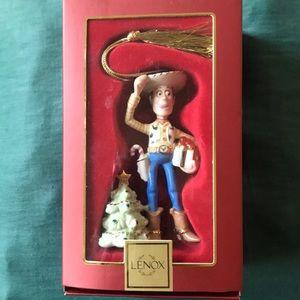 Lenox Toy Story Howdy Holiday ornament 2004